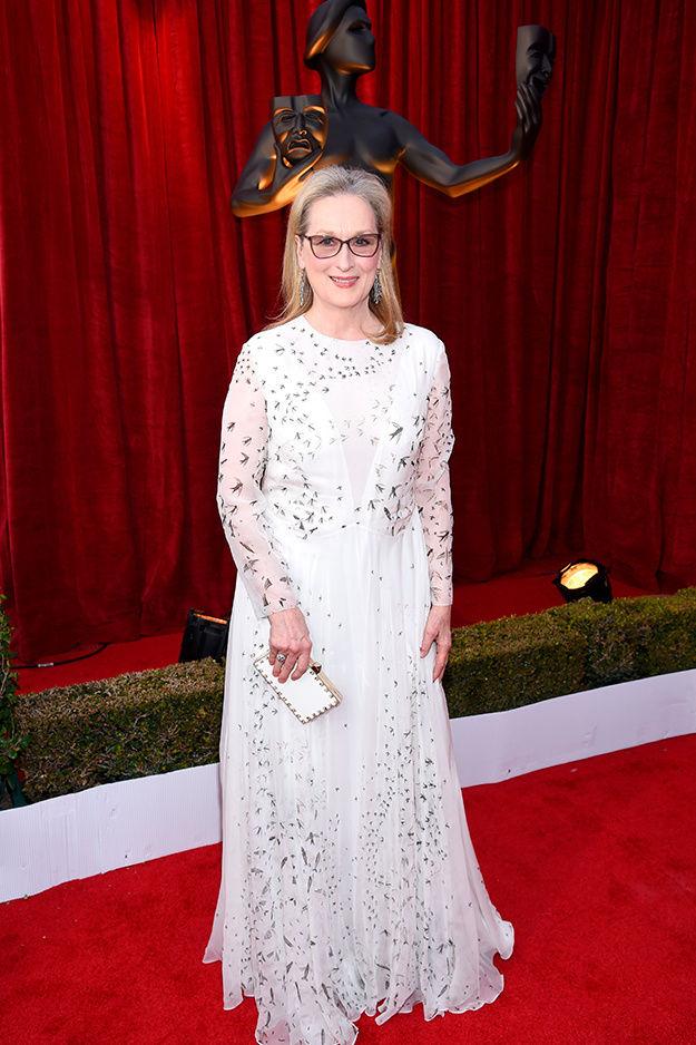 23E Cérémonie Des Screen Actors Guild Awards actualités   valentino