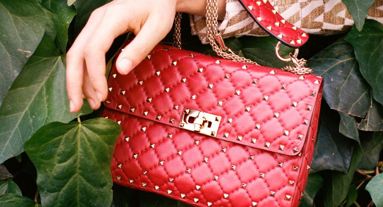 3e0570ce3 rockstud spike bags | Valentino.com