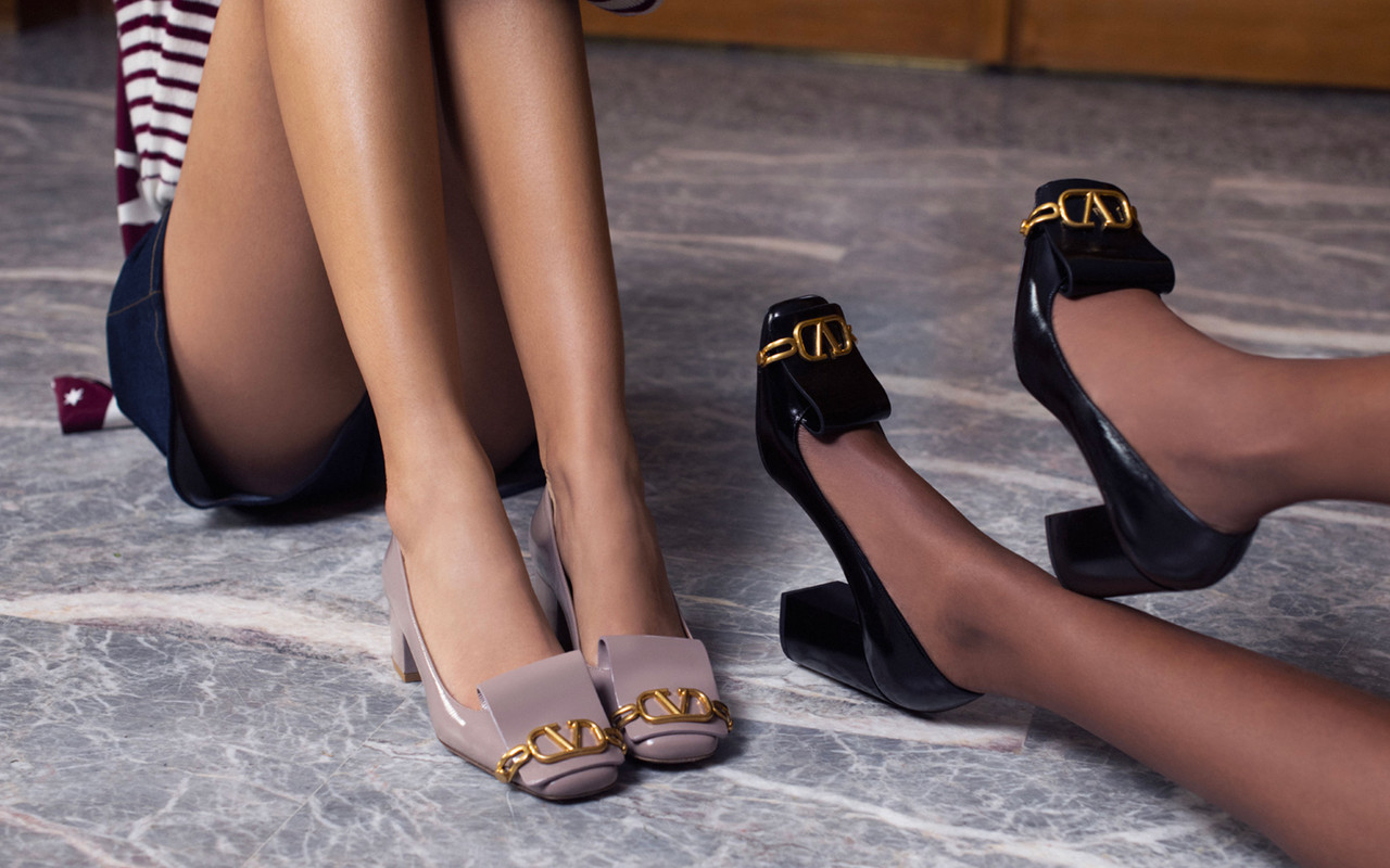 Valentino Women's Sale on Shoes, Bags