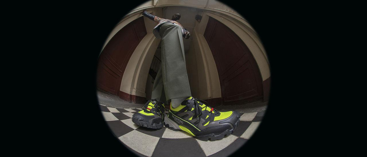 info for e7908 3e51e Valentino Garavani Herren Schuhe entdecken | Valentino.com