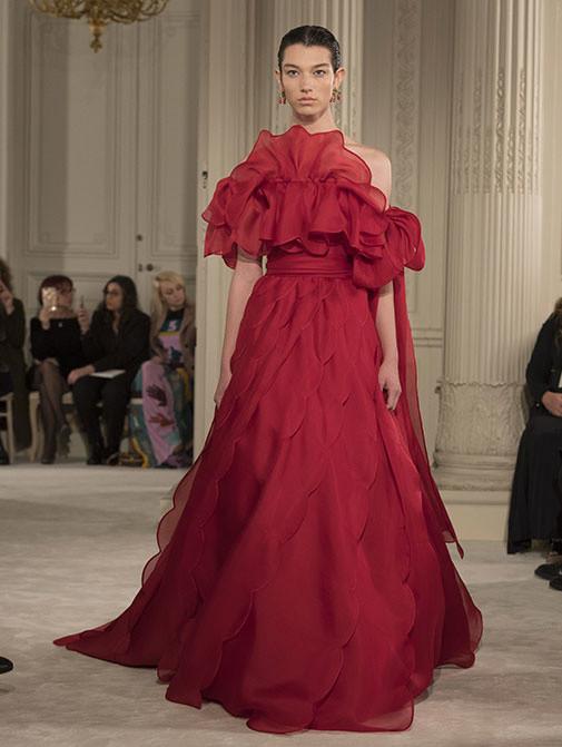 Valentino Women Haute Couture SS18 | Valentino Online Boutique