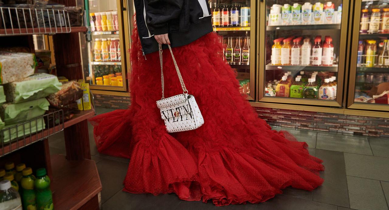 2018 Boutique Women's Online CollectionValentino Vltn Yvb76yfg