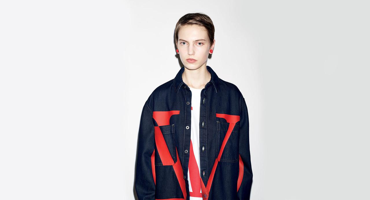 Boutique En FemmeHomme Et Valentino LigneAccessoires Vêtements j5RLc3q4A