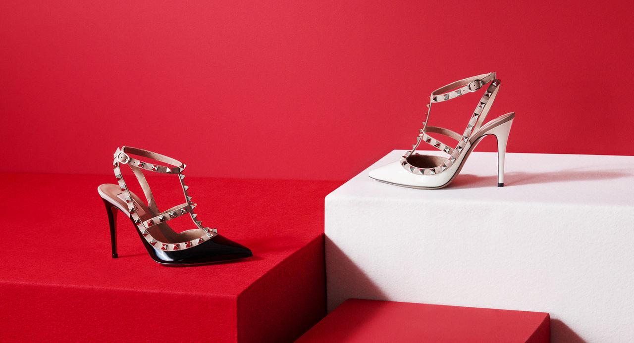 70b3fe55e4d Valentino Online Boutique: apparel and accessories