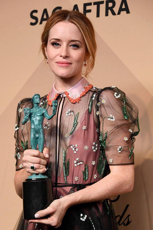 Super 23E Cérémonie Des Screen Actors Guild Awards actualités   valentino