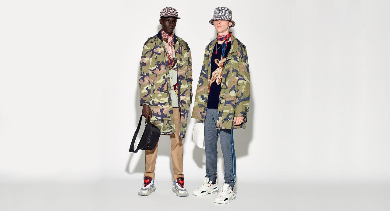 Valentino Online Boutique мужская и женская одежда и аксессуары 06b45317748