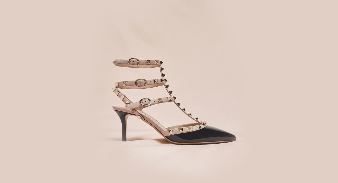 rockstud scarpe