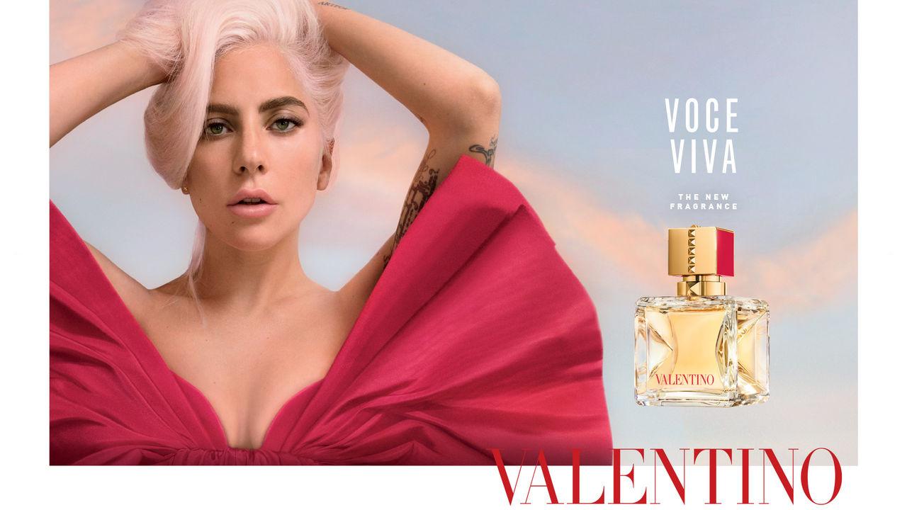 Valentino Voce Viva: the new women's fragrance by Valentino